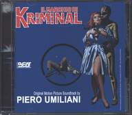 Piero Umiliani: Il Marchio Di Kriminal (Original Motion Picture Soundtrack)