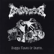 Galvanizer: Horrid Tales Of Death...