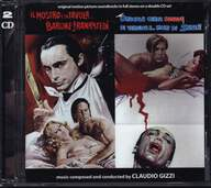 Claudio Gizzi: Il Mostro E' In Tavola... Barone Frankenstein / Dracula Cerca Sangue Di Vergine E... Morì Di Sete!!! (Original Motion Picture Soundtrack In Full Stereo On A Double CD Set)