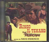 Nico Fidenco: Ringo Il Texano - The Texican (Original Soundtrack)