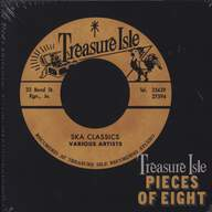 Various: Treasure Isle Pieces Of Eight