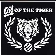 Oi! Of The Tiger: R.A.S.H. (red vinyl)