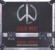 Leslie West: Unusual Suspects