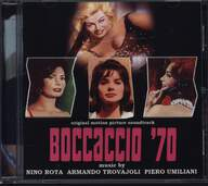 Nino Rota/Armando Trovaioli/Piero Umiliani: Boccaccio '70 (Original Motion Picture Soundtrack)
