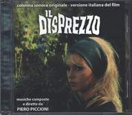 Piero Piccioni: Il Disprezzo (Original Soundtrack - Italian Movie Version)