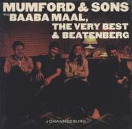 Mumford & Sons/Baaba Maal/The Very Best/Beatenberg: Johannesburg