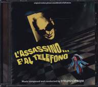 Stelvio Cipriani: L'Assassino... E' Al Telefono (Original Motion Picture Soundtrack In Full Stereo)
