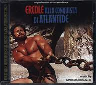 Gino Marinuzzi Jr.: Ercole Alla Conquista Di Atlantide (Original Motion Picture Soundtrack)