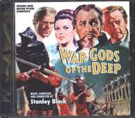 Stanley Black: War-Gods Of The Deep / Crossplot