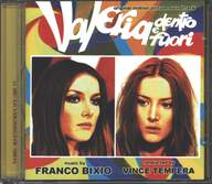 Franco Bixio: Valeria Dentro E Fuori (Original Motion Picture Soundtrack)