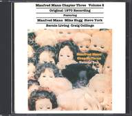 Manfred Mann Chapter Three/Manfred Mann (2)/Mike Hugg/Steve York/Bernie Living/Craig Collinge: Volume 2