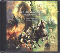 Koji Kondo/Toru Minegishi/Asuka Ohta/Mahito Yokota: The Legend Of Zelda: Twilight Princess HD (Sound Selection = Sélection Musicale)