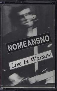 Nomeansno: Live In Warsaw