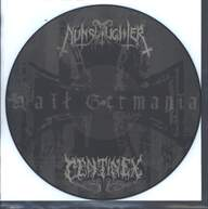 Nunslaughter/Centinex: Hail Germania