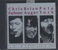 Chris Farlowe / Brian Auger / Pete York: Olympic Rock & Blues Circus