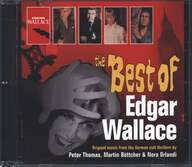 Peter Thomas/Martin Böttcher/Nora Orlandi: The Best Of Edgar Wallace (Original Music From The German Cult Thrillers By)
