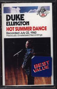 Duke Ellington: Hot Summer Dance