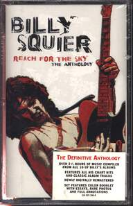 Billy Squier: Reach For The Sky: The Anthology