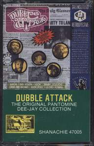 Various / Glen Brown: Dubble Attack (The Original Pantomine Dee-Jay Collection 1972-74)