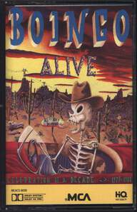 Oingo Boingo: Boingo Alive (Celebration Of A Decade 1979–1988)