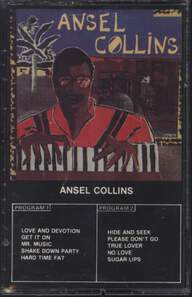Ansel Collins: Ansel Collins