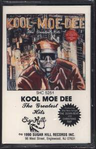 Kool Moe Dee: The Greatest Hits