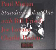 Paul Motian/Bill Frisell/Joe Lovano/Charlie Haden: Standards Plus One