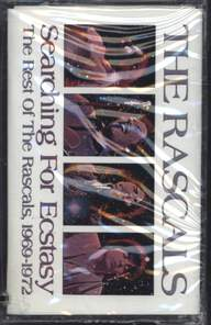 The Rascals: Searching For Ecstasy - The Rest Of The Rascals, 1969-1972