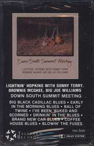 Lightnin Hopkins/Brownie McGhee/Big Joe Williams: Down South Summit Meeting