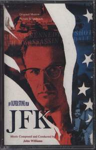 John Williams (4): JFK (Original Motion Picture Soundtrack)