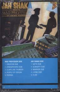 Jah Shaka/Mad Professor: At Ariwa Sounds