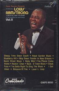 Louis Armstrong And His All-Stars: Gene Norman Presents An Evening With Louis Armstrong And His All-Stars In Concert At The Pasadena Civic Auditorium Vol. II