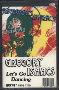 Gregory Isaacs: Let's Go Dancing