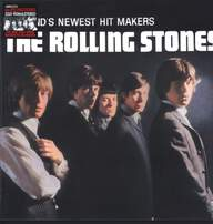 The Rolling Stones: The Rolling Stones (England's Newest Hit Makers)