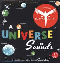 Various: A Universe Of Sounds - Angel City Records