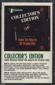 Various: Collector's Edition - Rare Reggae From The Vaults Of Studio One