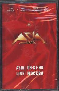 Asia (2): Live In Moscow