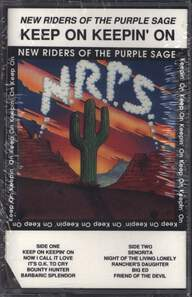 New Riders Of the Purple Sage: Keep On Keepin' On