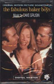 Dave Grusin: The Fabulous Baker Boys - Original Motion Picture Soundtrack