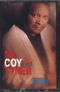 McCoy Tyner Big Band: Journey