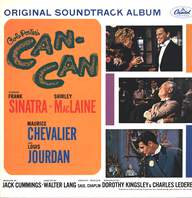 Various: Cole Porter's Can-Can: Original Soundtrack Album