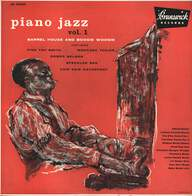 Barrel House/Boogie Woogie: Piano Jazz Vol. 1 - Barrel House And Boogie Woogie