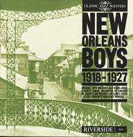 Various: New Orleans Boys 1918 - 1927