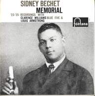 Clarence Williams' Blue Five: Sidney Bechet Memorial
