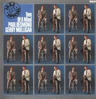 Paul Desmond/Gerry Mulligan: Two Of A Mind