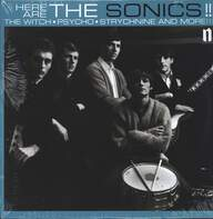The Sonics: Here Are The Sonics!!!