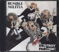 Rumble Militia: Destroy Fascism