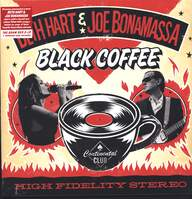 Beth Hart/Joe Bonamassa: Black Coffee