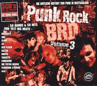 Various: Punk Rock BRD Volume 3