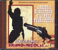 Bruno Nicolai: The Western Film Music Of Bruno Nicolai Vol. 3